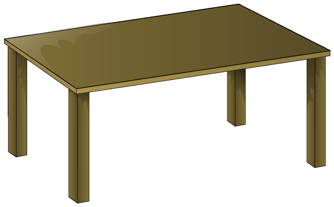 Картинки на белом фоне стол