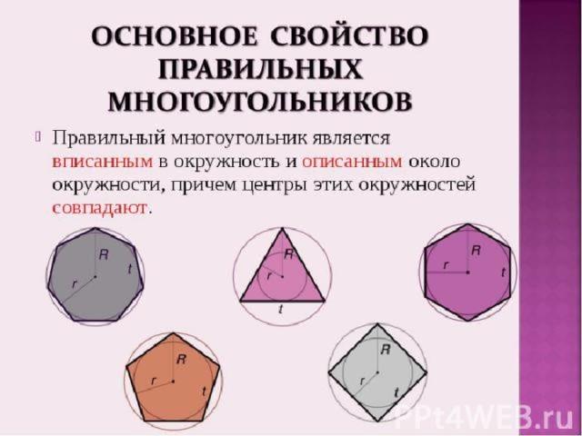 картинка описанного многоугольника ручной стрелке лучше