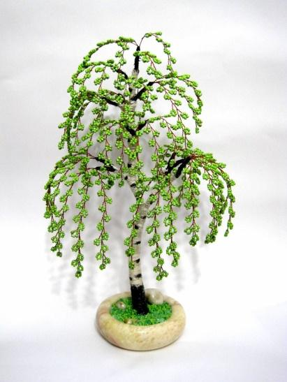 конечно, картинки дерево из бисера поэтапно вкусной